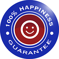 100 Happiness Guarantee with Liberty Management, Inc.